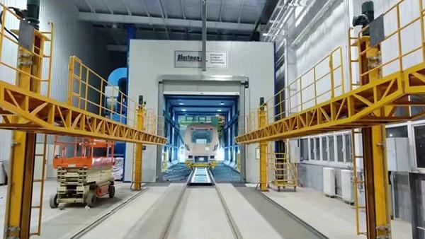 產品應用于軌道交通行業