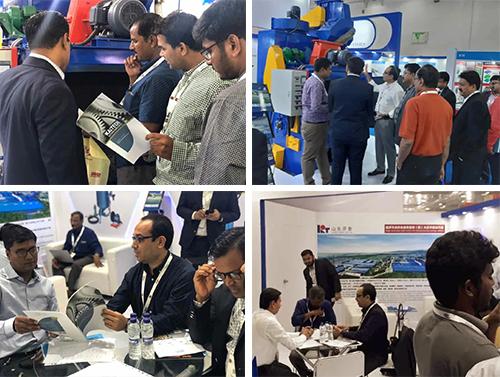 山東開泰參展第十六屆印度國際鑄造展