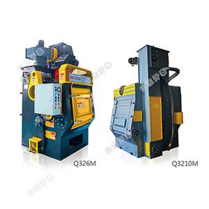 Q32一体式履带抛丸清理机