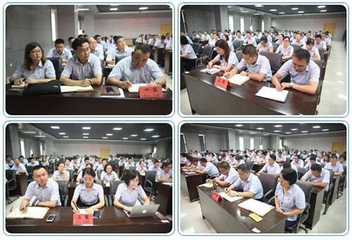 葡京国际APP淬火工程参赛学员